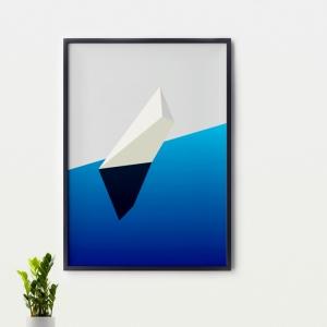 iceberg-frame
